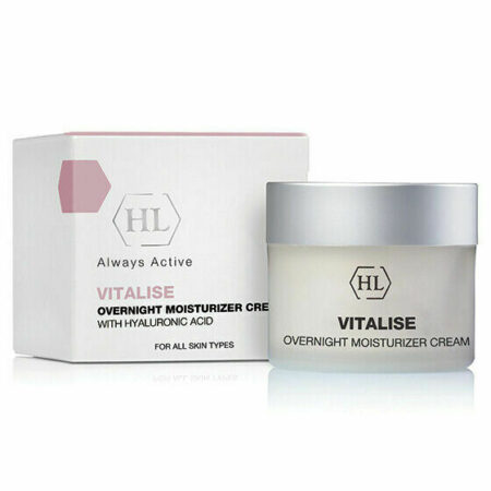 HL Vitalise Overnight Moisturizer Cream